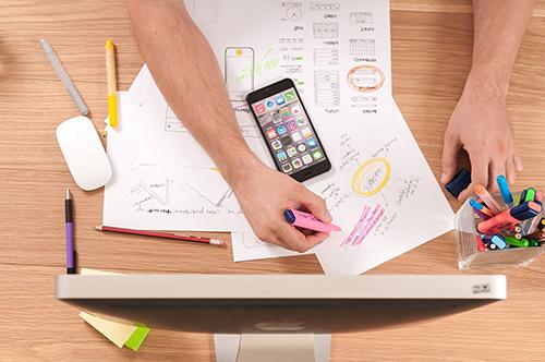 Gute Planung und eine durchdachte Strategie sind die Basis für nachhaltigen Online Erfolg